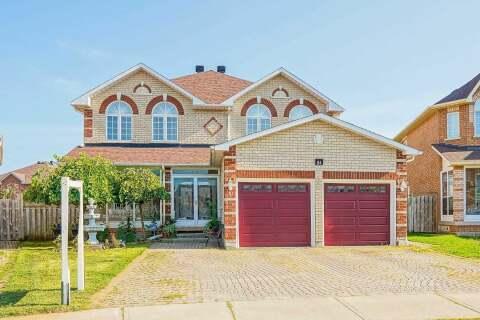 House for sale at 84 Hepburn St Markham Ontario - MLS: N4921493