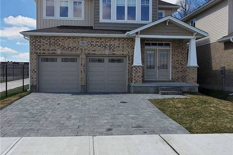 House for sale at 84 Hollingshead Rd Ingersoll Ontario - MLS: X4740851