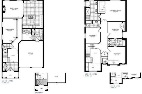 House for sale at 84 Iceland Poppy Terr Brampton Ontario - MLS: W4923888