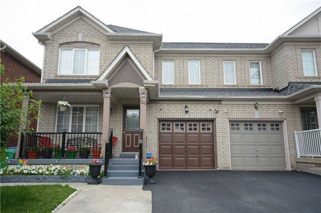Sold: 84 Jewel Crescent, Brampton, ON
