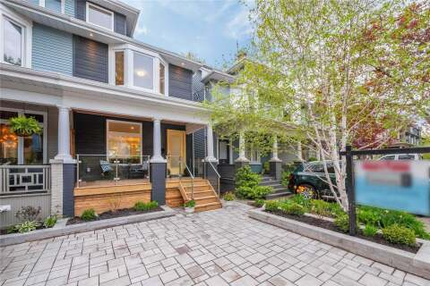 Townhouse for sale at 84 Kenilworth Ave Toronto Ontario - MLS: E4771634