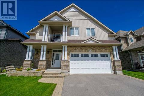 House for sale at 84 Kropf Dr Baden Ontario - MLS: 30726014