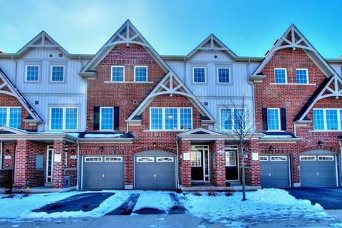 Townhouse for sale at 84 Magpie Wy Whitby Ontario - MLS: E4436856