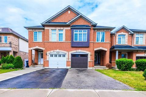 Townhouse for sale at 84 Marycroft Ct Brampton Ontario - MLS: W4570156