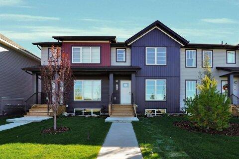 Townhouse for sale at 84 Memorial Pw Rural Red Deer County Alberta - MLS: A1042542
