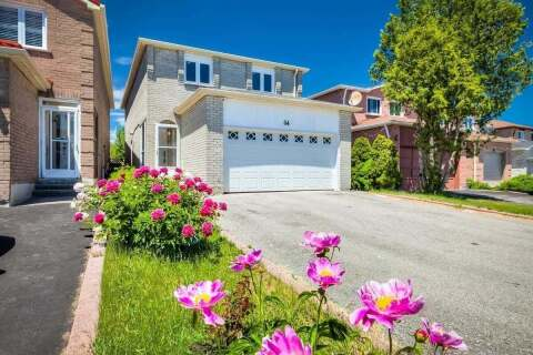 Residential property for sale at 84 Miles Farm Rd Markham Ontario - MLS: N4794390