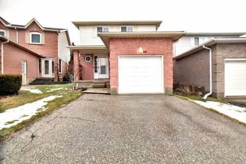 House for sale at 84 Northmanor Cres Kitchener Ontario - MLS: X4665501