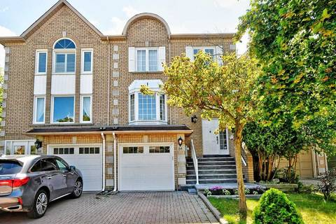 Townhouse for sale at 84 Royal Manor Cres Richmond Hill Ontario - MLS: N4564919