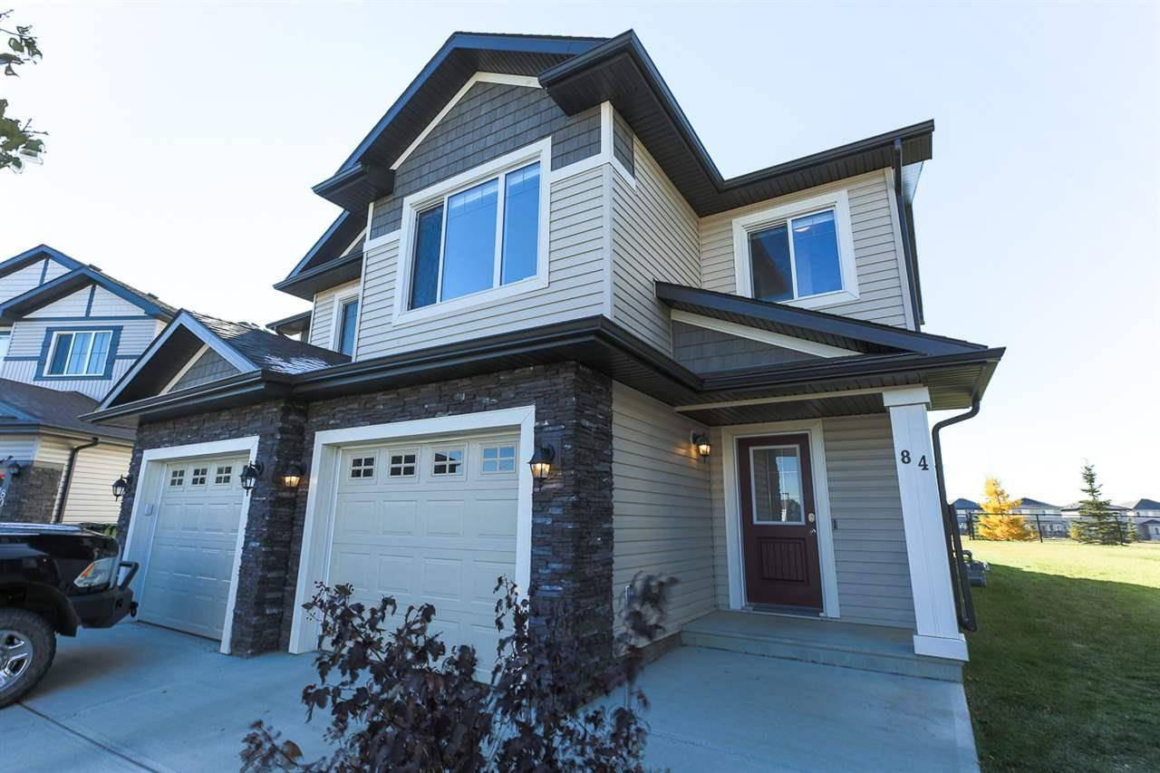 Townhouse for sale at 84 Sandalwood Pl Leduc Alberta - MLS: E4176784