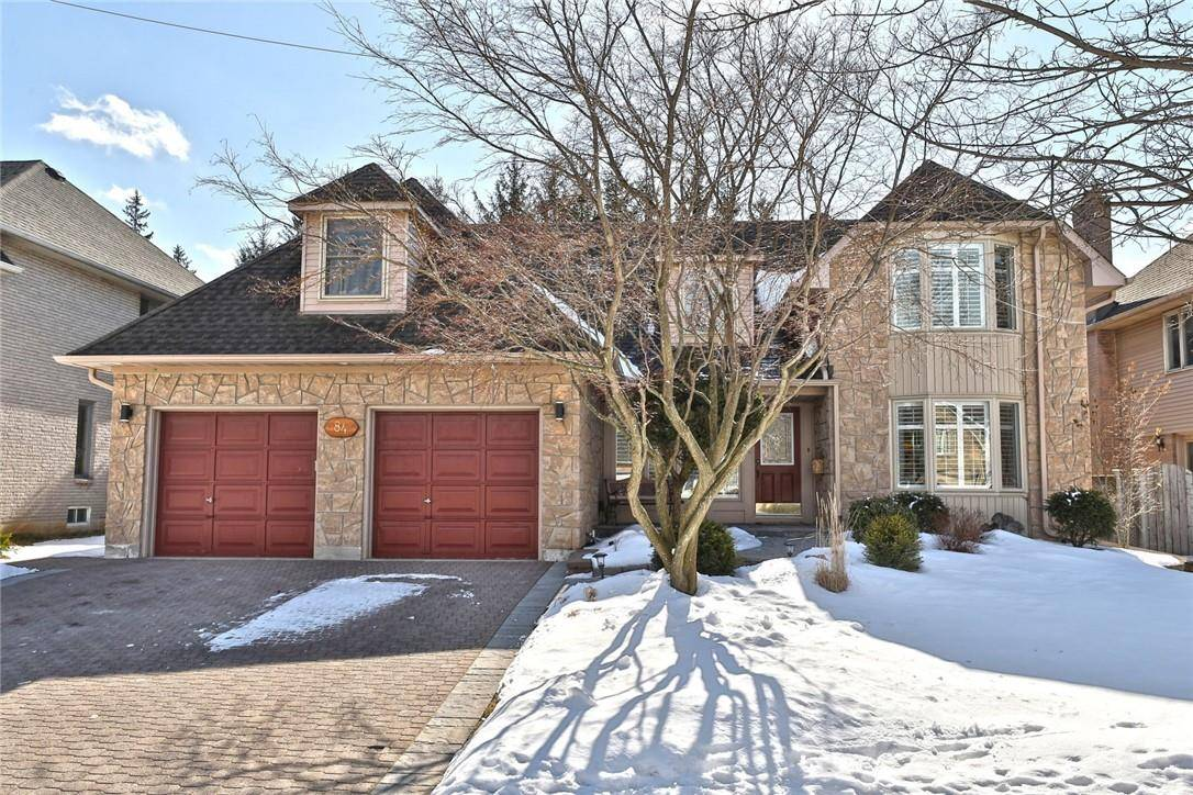 House for sale at 84 Seymour Dr Ancaster Ontario - MLS: H4072686