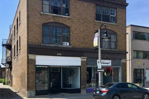 Commercial property for lease at 84 Simcoe St Oshawa Ontario - MLS: E4525308