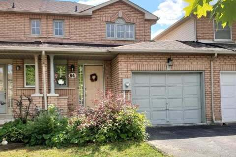 Townhouse for sale at 84 Somerscales Dr Clarington Ontario - MLS: E4929587