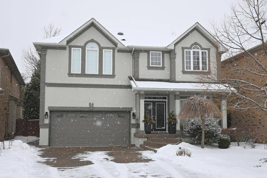 House for sale at 84 Southcreek Ct Ancaster Ontario - MLS: H4072541