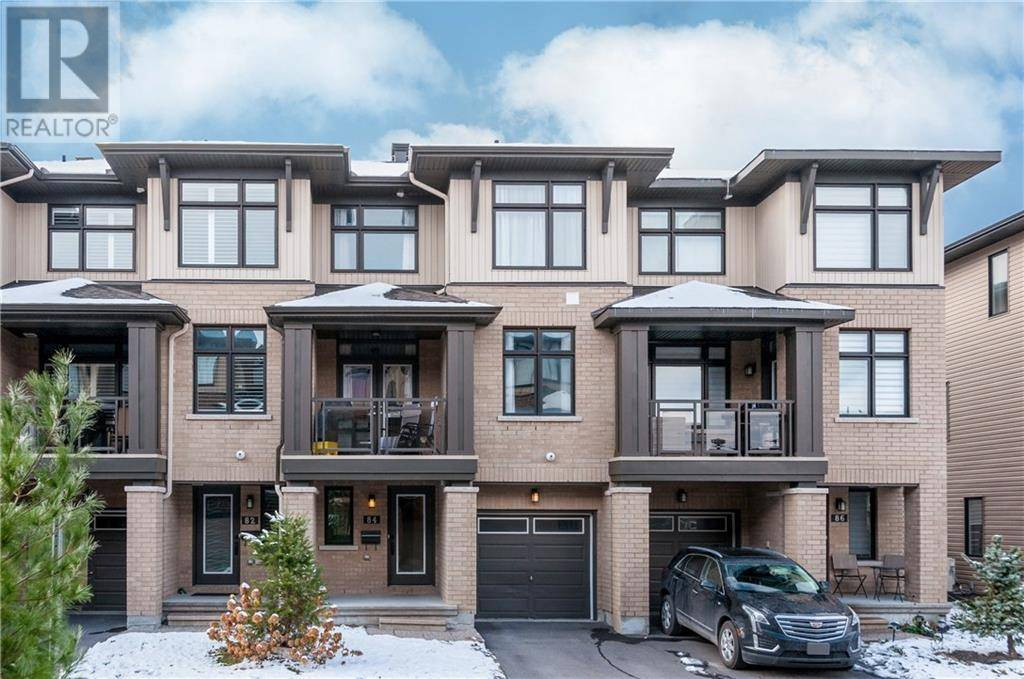 Townhouse for rent at 84 Stockholm Pt Manotick Ontario - MLS: 1174998