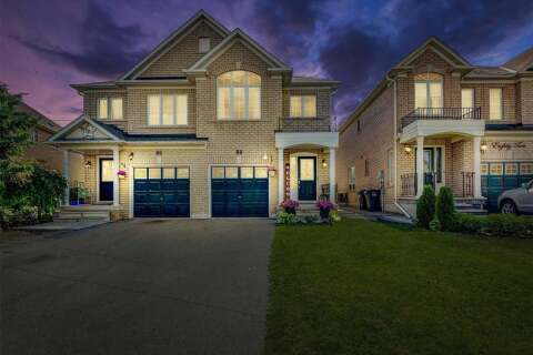 Townhouse for sale at 84 Tarquini Cres Caledon Ontario - MLS: W4807313