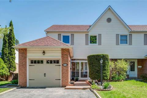 Townhouse for sale at 84 Terryhill Sq Brampton Ontario - MLS: W4460081
