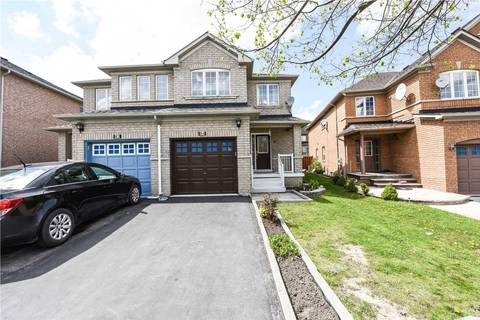 Townhouse for sale at 84 Timbertop Cres Brampton Ontario - MLS: W4461797