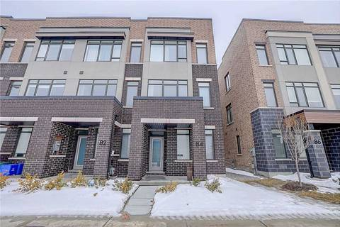 Townhouse for sale at 84 Troon Ave Vaughan Ontario - MLS: N4710052