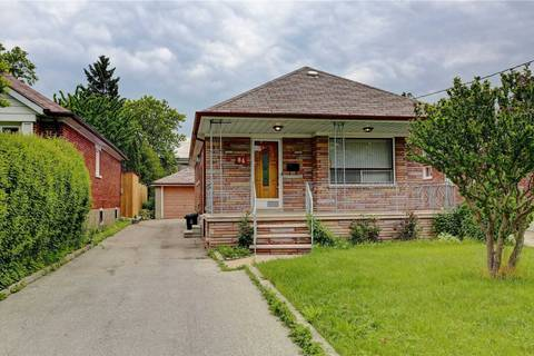 House for sale at 84 Vanevery St Toronto Ontario - MLS: W4495958