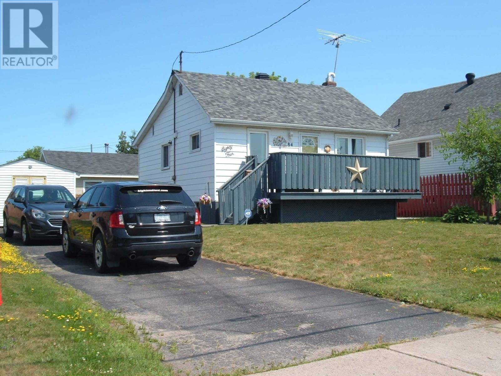 House for sale at 84 Wawanash Ave Sault Ste Marie Ontario - MLS: SM126479