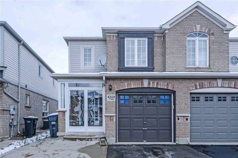 Townhouse for sale at 84 Whiteface Cres Brampton Ontario - MLS: W4630326