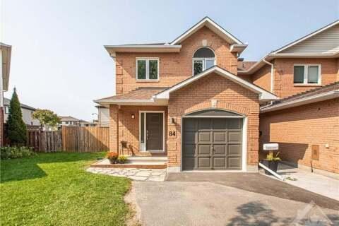 House for sale at 84 Whitegate Cres Ottawa Ontario - MLS: 1210405