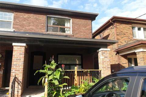 Townhouse for rent at 84 Winnett Ave Toronto Ontario - MLS: C4945250