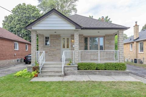 House for sale at 84 Yorkview Dr Toronto Ontario - MLS: W4574712