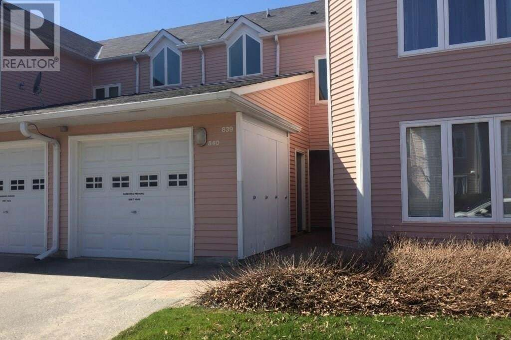Townhouse for rent at 34 Dawson Dr Unit 840 Collingwood Ontario - MLS: 251489