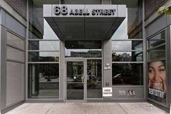 Apartment for rent at 68 Abell St Unit 840 Toronto Ontario - MLS: C4455546