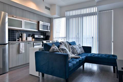 Apartment for rent at 68 Abell St Unit 840 Toronto Ontario - MLS: C4613671