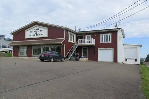 Commercial property for sale at 840 Daigle Blvd Grand-sault New Brunswick - MLS: VB170447
