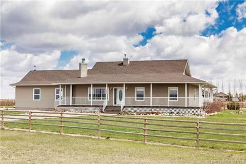House for sale at 840 Dufferin St Granum Alberta - MLS: LD0177895