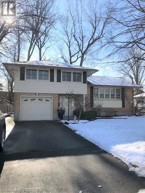 House for sale at 840 Hughson St Woodstock Ontario - MLS: 243239