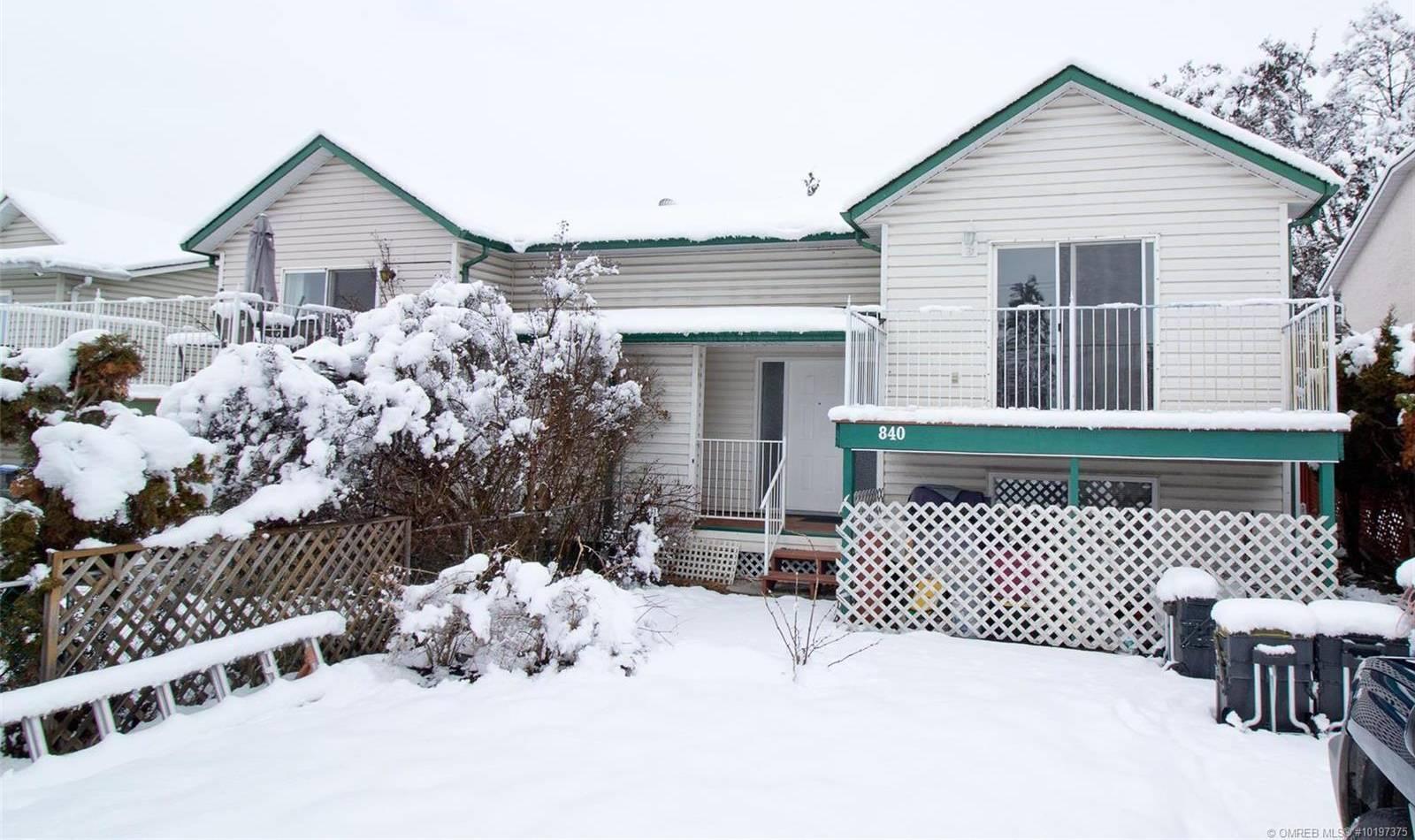 Townhouse for sale at 840 Leathead Rd Kelowna British Columbia - MLS: 10197375