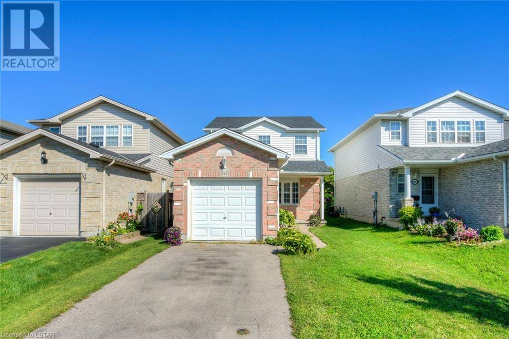 House for sale at 840 Marigold St London Ontario - MLS: 217139