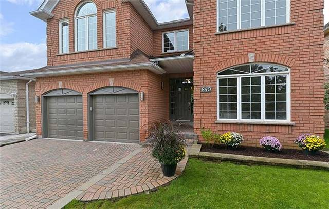 For Sale: 840 Shadrach Drive, Newmarket, ON   4 Bed, 5 Bath House for $1,350,000. See 20 photos!