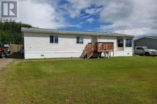 House for sale at 8400 21 St Dawson Creek British Columbia - MLS: 184726