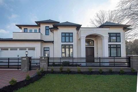 House for sale at 8400 Seafair Dr Richmond British Columbia - MLS: R2438170