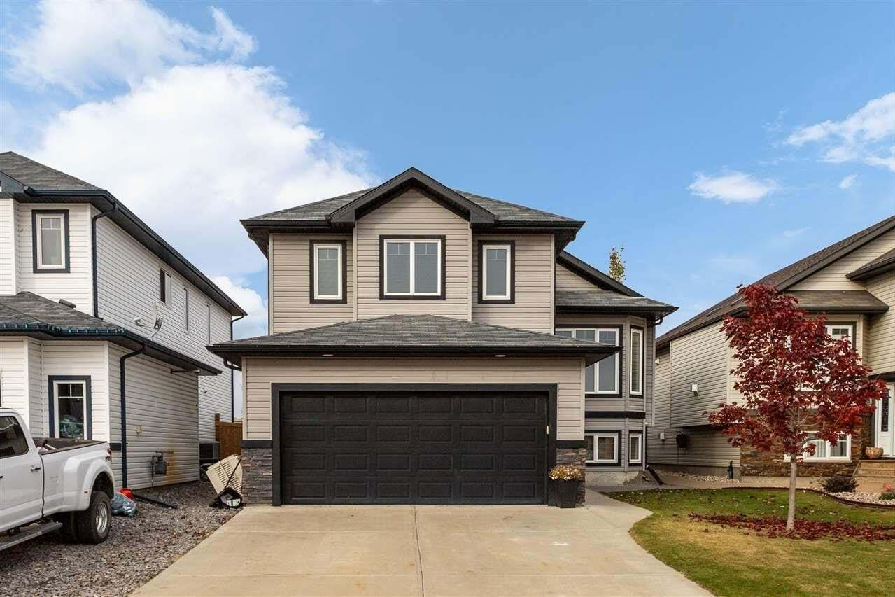 House for sale at 8402 97 St Morinville Alberta - MLS: E4217571