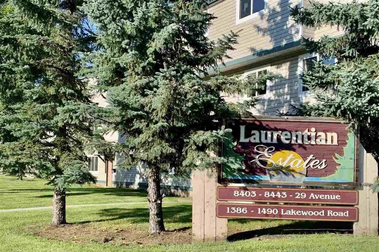 Townhouse for sale at 8403 29 Av NW Edmonton Alberta - MLS: E4210645