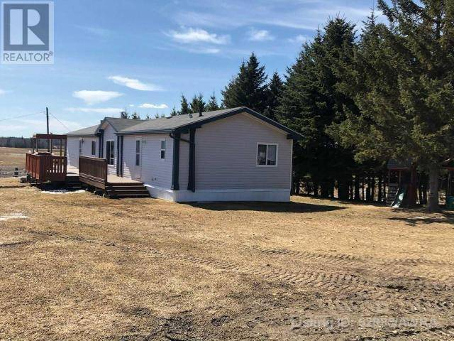 Home for sale at 8403 Township Rd Mayerthorpe Alberta - MLS: 52083