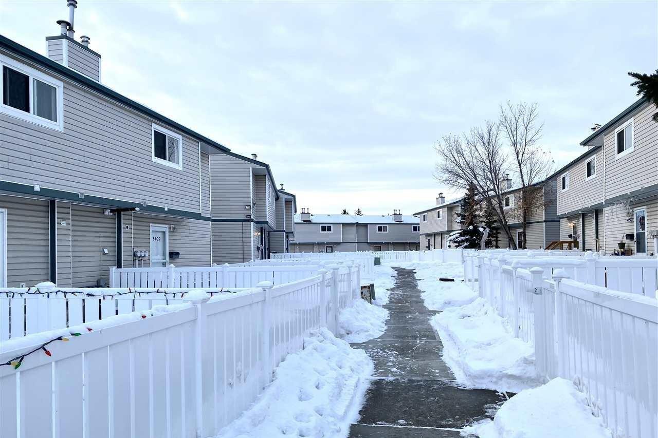 Townhouse for sale at 8407 29 Av NW Edmonton Alberta - MLS: E4222047