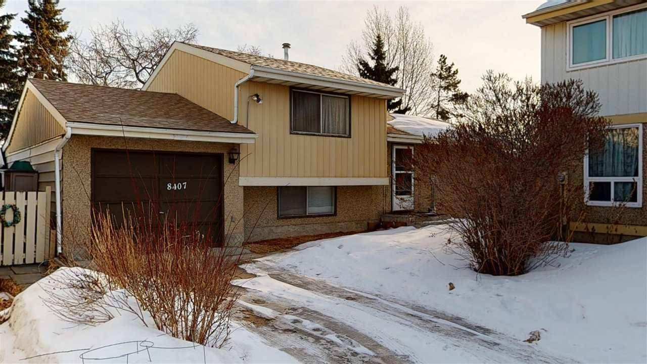 House for sale at 8407 Mill_woods Rd Nw Edmonton Alberta - MLS: E4192237