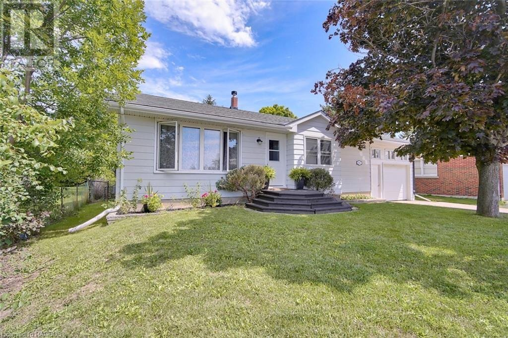 House for sale at 841 9th Ave East Owen Sound Ontario - MLS: 40035559