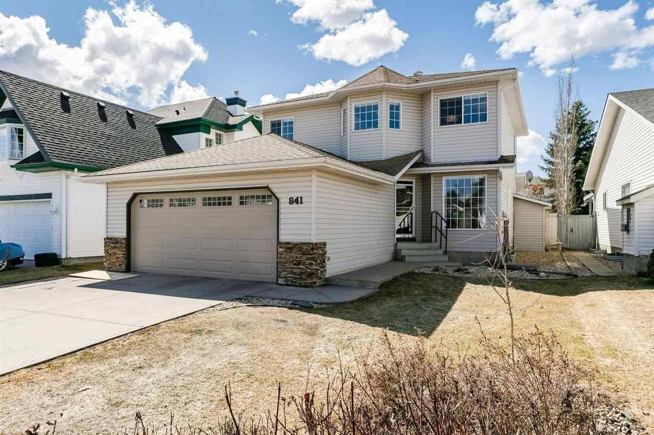 House for sale at 841 Ryan Pl Nw Edmonton Alberta - MLS: E4194985