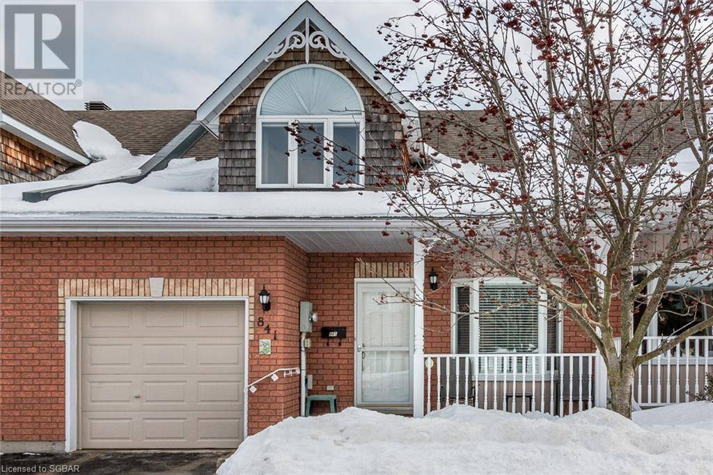 Townhouse for sale at 841 Sarah Blvd Midland Ontario - MLS: 247677