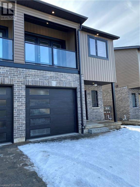 Townhouse for rent at 841 Sarnia Rd London Ontario - MLS: 256688