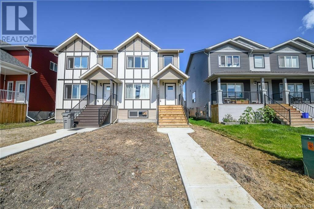 House for sale at 8410 101 Ave Grande Prairie Alberta - MLS: GP214674