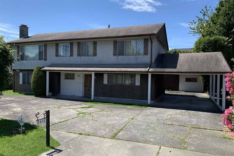 House for sale at 8413 Delaware Rd Richmond British Columbia - MLS: R2372031